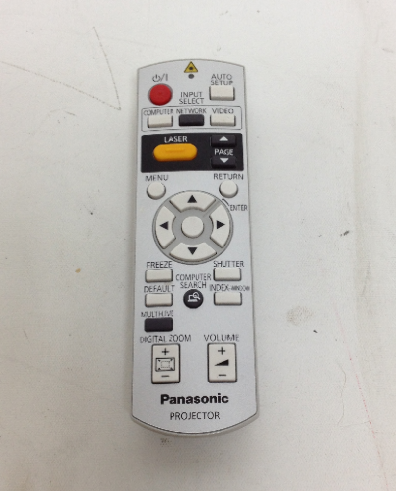 Panasonic Projector Remote Control N2QAYB000152