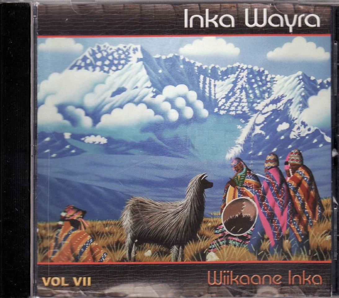 NEW Inka Wayra Vol VII CD Wiikaane Inka 680215000424