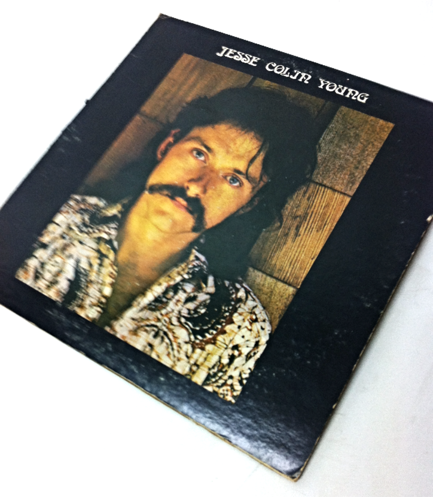 Jesse Colin Young Song for Julj Vintage Vinyl
