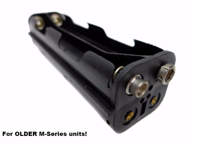 M18 M18L M26 M26C BATTERY Pack Holder for Older M-Series MAGAZINE TRAY