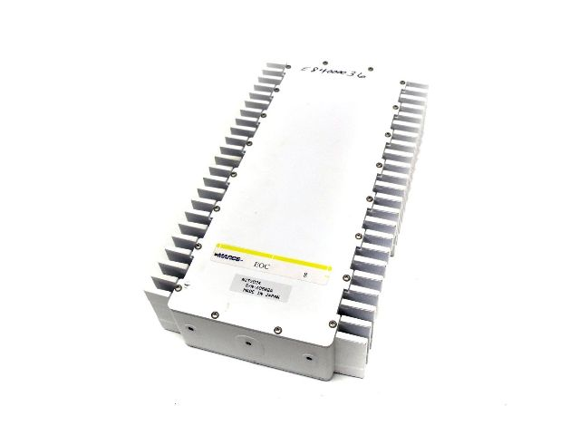 Marcs EOC NJT5024 L-Band to Ku-Band Fixed Gain 2W BUC Block Upconverter