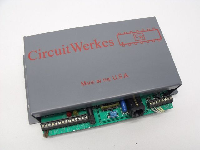 Circuit Werkes Phone Equipment for Hoffman AC-5340 Electric Box