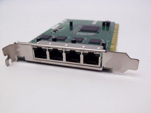 Cisco MTJEA01 P11437728 74-3188-01 4FE-66 4-Port Fast Ethernet Card
