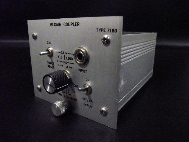 Hi-Gain Coupler Type 7180 HiGain HI GAIN COUPLER 7180
