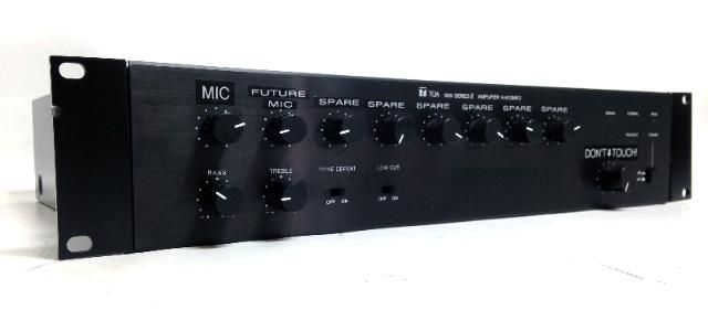 TOA 900 Series II Amplifier A-906Mk2