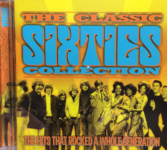NEW The Classic Sixties 60's Collection 1965 CD (2006)