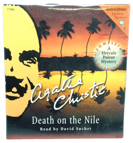 NEW Agatha Christie: Death on the Nile Audiobook (7 CDs)