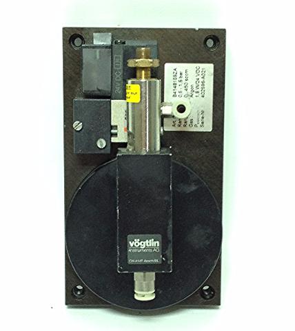 Vogtlin CH-4147 Gas Flow Controller for Argon B4148159ZA