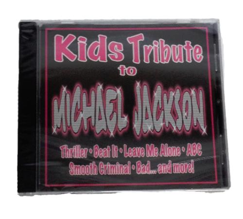 NEW Kids Tribute to Michael Jackson CD 881666185528 Hip Kiddy