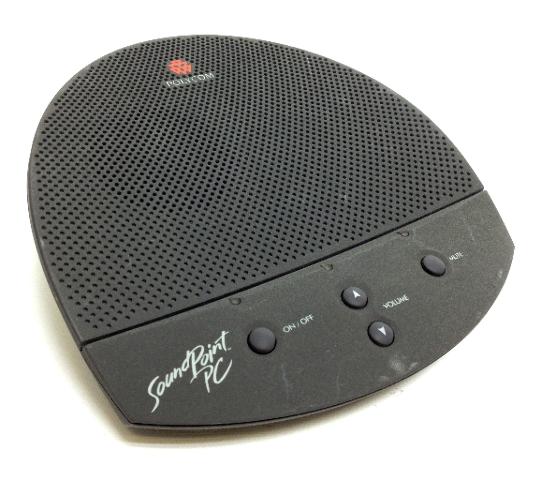 Polycom SoundPoint PC Conference Speaker 2201-03300-001
