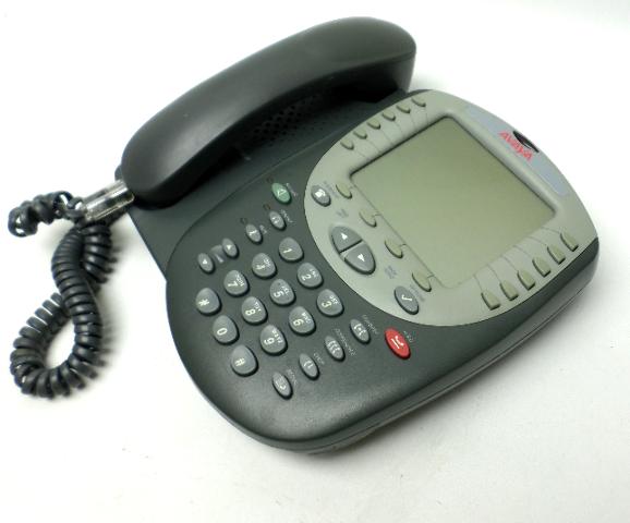 Avaya 4621SWIP VoIP Phonew/Headset +Cord