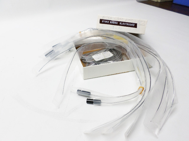 A Lot of STORZ Electrodes NEW in original packaging