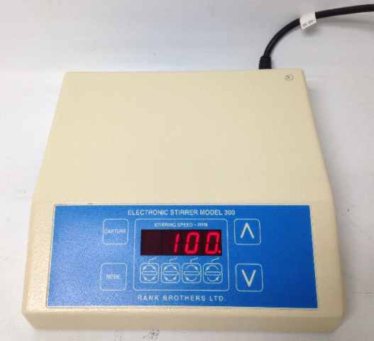 Ranks Brothers Model 300  Electronic Stirrer Controller