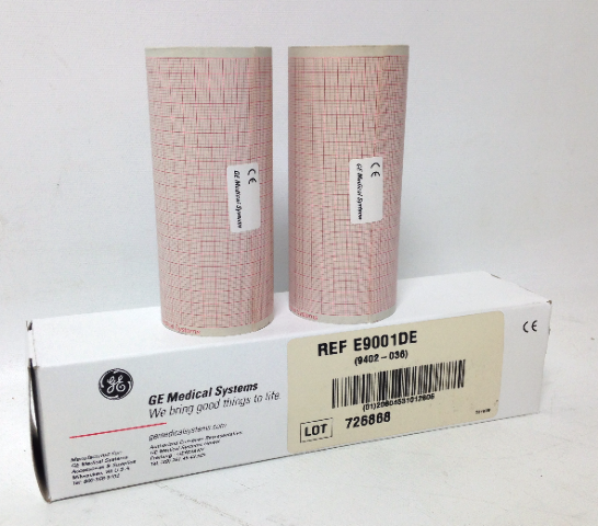GE Medical Systems 9402-036 Thermal Paper