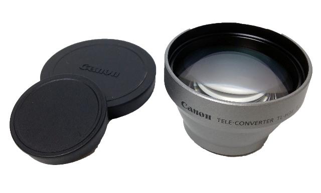 Canon TL-H34 Tele-Converter Lens 1.5x