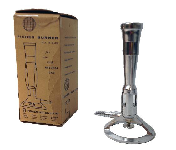 Fisher Natural Gas Burner No. 3-902