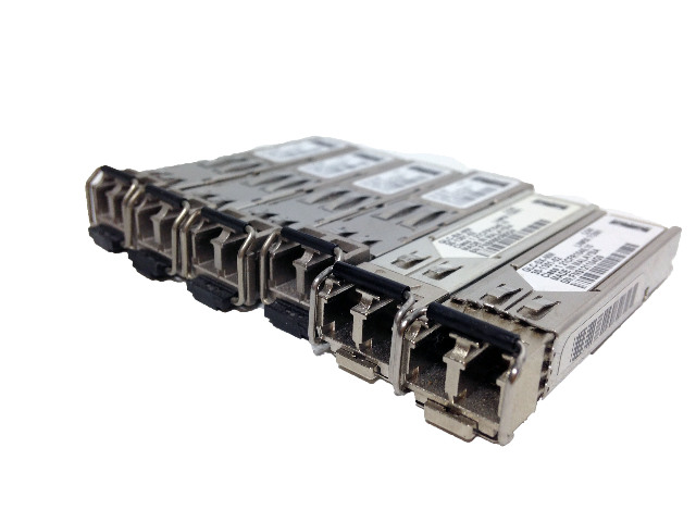 Lot of 6 Cisco GLC-SX-MM 30-1301-02 Transciever Modules