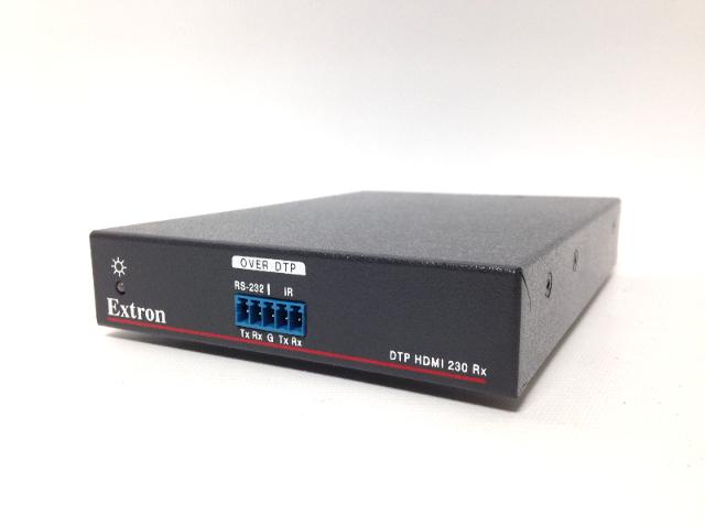 Extron DTP HDMI 230RX Receiver RS-232 IR