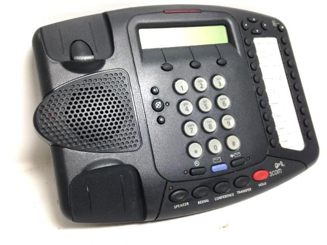 3COM 3C10402B Desktop IP VoIP Business Phone