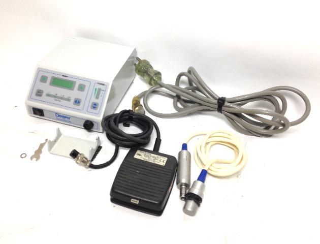 Dentsply Tulsa AEU-20 Dental Endodontic Control Console & Motor