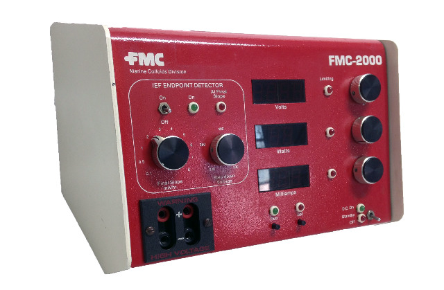 FMC Marine Colloids Division  FMC-2000 IEF Endpoint Detector