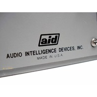 AID Audio Intelligence Devices System & Guest Master Power INTERCOM IGNITION