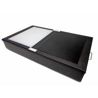 SERi Serological Research Institute E019 UV Dual Light Table VISIBLE Light