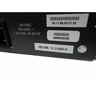 CISCO Catalyst 3750 Series 48 Port SWITCH WS-C3750-48TS-S IOS Ver. 12.1(19)EA1d