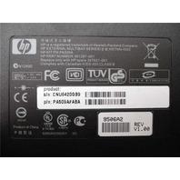 HP PA509A 361297-001 MultiBay External USB DVD/CDRW Drive tc4200 100% WORKING
