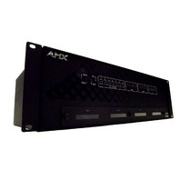 AMX NetLinx NI-4100 NI4100 w/ Power Supply + RS-232 Cables & Phoenix Connectors