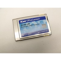 3Com OfficeConnect 3CXSH572BT 10/100 LAN PC Card with XJACK Connector
