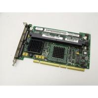 LSI Logic PCBX518-B1 MegaRAID Raid SCSI Controller w/ 32MB RAM Cache