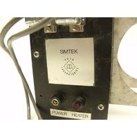 Guth Laboratories Simtek KYWG Heater Unit AS-IS