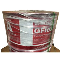 NEW SET of Sealed Air InstaPak GFLEX  Quick Setting A & B 55 GALLON DRUMS