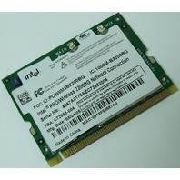 Intel PRO/Wireless 2200BG Network Connection f/ Laptop 54 Mbps 2.4 Ghz 802.11b/g