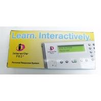 NEW Interwrite PRS RF Model R1 Personal Response System Classroom Clicker