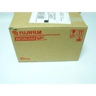 NEW in BOX Fujimilm BetaCamSP M321SP 90ML Metal tape Vintage Lot of 10