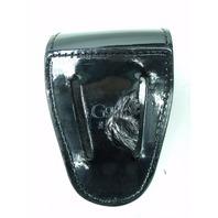 Gould & Goodrich Patent Leather Hand Cuff Case H141
