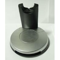 Jabra GN9350e silver/black headset Base