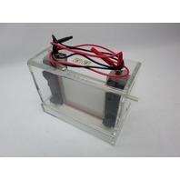 FISHER BIOTECH VERTICAL ELECTROPHORESIS SYSTEM 16 X 14cm FB-VE16-1