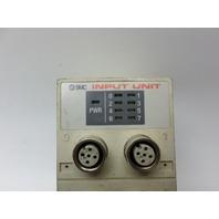 SMC INPUT UNIT EX240-IE1
