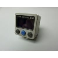 SMC ISE80-02-R Precision Digital Pressure Switch 12-24VDC Sensor