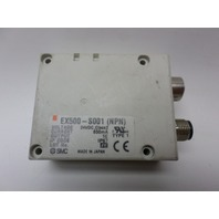 SMC EX500-S001 EX500S001 Serial Interface Unit (NPN) - 24VDC