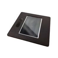Lot of 20 GEPE Anti-Newton Glass Slide Mounts 24x36mm, 2mm Gray/White