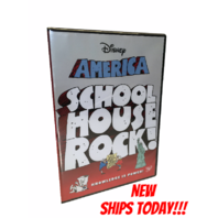NEW Disney America School House Rock  Knowledge Is Power  DVD Classroom Edition