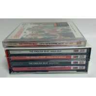 """English Beat - Box Set """"Complete Beat"""" 7 discs - New Sealed - with Live DVD/CD"""