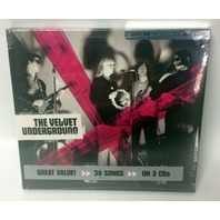 Velvet Underground 8 Sealed sets 10 cd's NEW with Andy Warhol Must See!