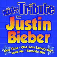 NEW Kids Tribute to Justin Bieber CD