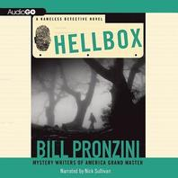 NEW Hellbox (A Nameless Detective Novel) by Bill Pronzini (Audiobook, 6 CDs)
