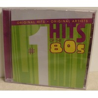 NEW #1 Hits of the 80s CD